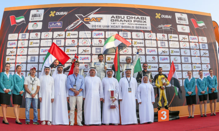 Dubai 33 spring one final surprise to win Abu Dhabi GP